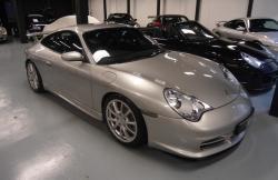 PORSCHE 996 silver