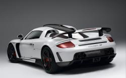 PORSCHE CARERRA GT black