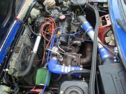 RENAULT 11 engine