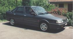 RENAULT 21 1.7 red