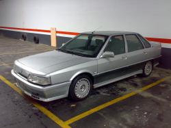 RENAULT 21 1.7 silver