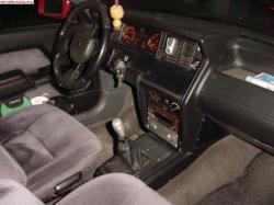 RENAULT 21 interior