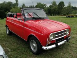 renault 4 cabriolet