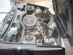 RENAULT 5 TURBO engine