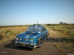 RENAULT 8 GORDINI brown