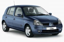 RENAULT CLIO 1.2 blue