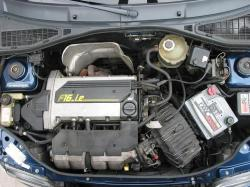 RENAULT CLIO engine