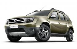 RENAULT DUSTER 1.6 black