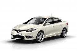 RENAULT FLUENCE 1.6 green