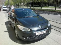 RENAULT FLUENCE 1.6 red