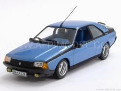 RENAULT FUEGO 2000 blue
