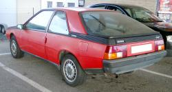 RENAULT FUEGO brown