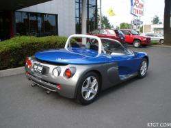 RENAULT SPIDER blue