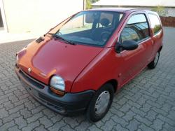 RENAULT TWINGO red