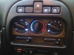 ROVER 25 interior