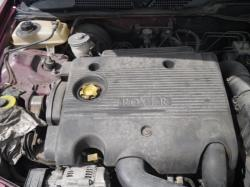 ROVER 400 TURBO engine