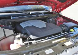 ROVER 400 engine