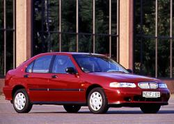 ROVER 400 red