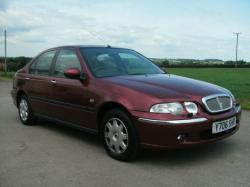 ROVER 45 1.6 CLASSIC red