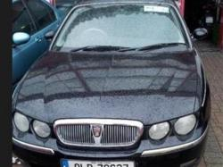 ROVER 75 1.8 brown