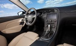 SAAB 9-5 interior