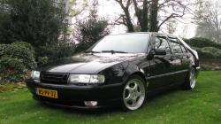 SAAB 9000 black
