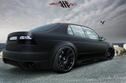 SAAB 95 black
