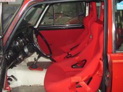 SEAT 1430 interior