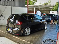 SEAT ALTEA black