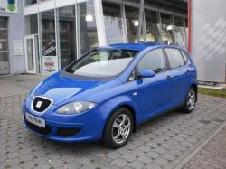 SEAT ALTEA blue