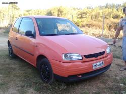 SEAT AROSA 1.0 brown