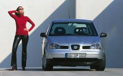 SEAT AROSA brown