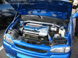 SEAT AROSA engine