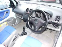 SEAT AROSA interior