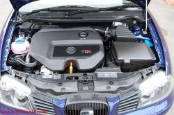 SEAT IBIZA ST engine