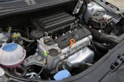 SKODA FABIA engine