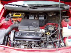 SKODA FELICIA engine