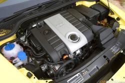 SKODA OCTAVIA engine