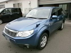 SUBARU FORESTER 2.0 blue