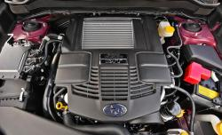 SUBARU FORESTER 2.0 engine