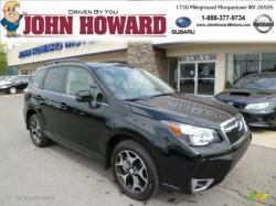 SUBARU FORESTER 2.0 red