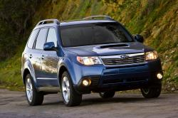 SUBARU FORESTER blue