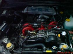 SUBARU IMPREZA 1.6 engine