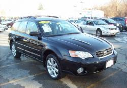 SUBARU OUTBACK 2.5 AT blue