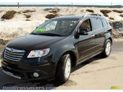 SUBARU TRIBECA black