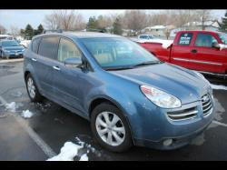 SUBARU TRIBECA blue