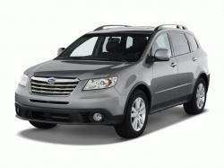 SUBARU TRIBECA brown