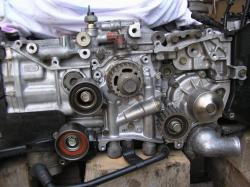 SUBARU VIVIO engine