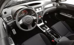 SUBARU XV 1.6 interior