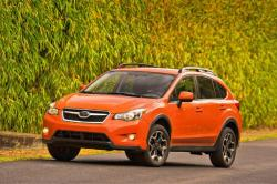 SUBARU XV brown